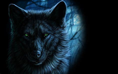wolf fantasy art animals artwork wallpapers hd