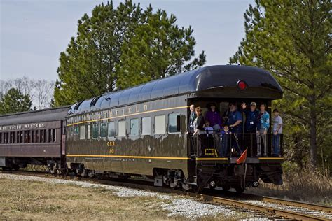 Famous Clinchfield Railroad Business Car 100 to be ...