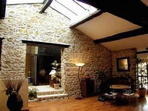 Deco Maison Avec Poutre : d coration appartement avec poutres ~ Zukunftsfamilie.com Idées de Décoration