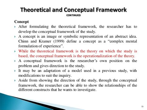 Tentative thesis