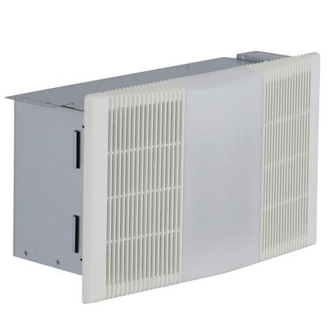 bathroom fan with heat l 70 cfm ceiling exhaust fan with light and 1300 watt heater