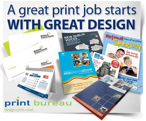 graphic design bureau printbureau quality design printing mail dublin
