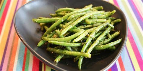 cuisiner des haricots beurre madame plus haricots verts à la persillade