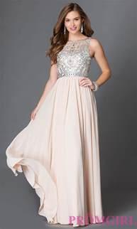 floor length bridesmaid dresses jewelled floor length prom dress promgirl