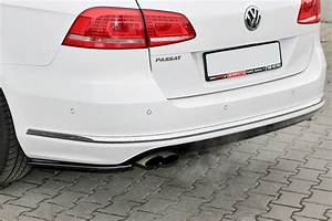Rear Side Splitters Vw Passat B7 R