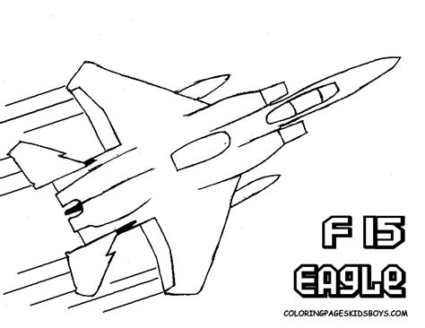 Air Force Coloring Pages  Az Coloring Pages