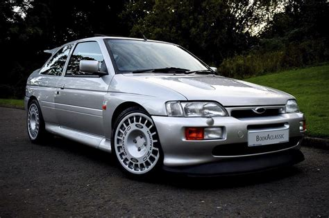 Ford Escort Rs Cosworth For Hire In Kilmarnock