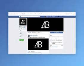 Free Facebook Page Mockup Template In Psd