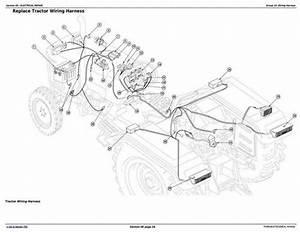 Deer 5055e  5065e  5075e Asia  Africa  Middle East Edition Tractors Technical Manual  Tm901819