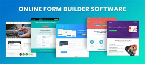 5 online form builder software create online forms with