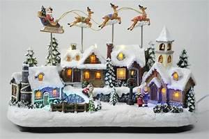 Village De Noel Fait Maison Maison Design