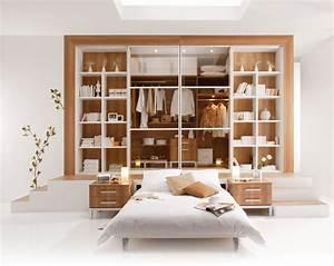 Chambre Dressing : rangements dressing chambre en pente douce perene lyon ~ Voncanada.com Idées de Décoration