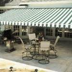 patio awnings waterproof johnson patios design ideas