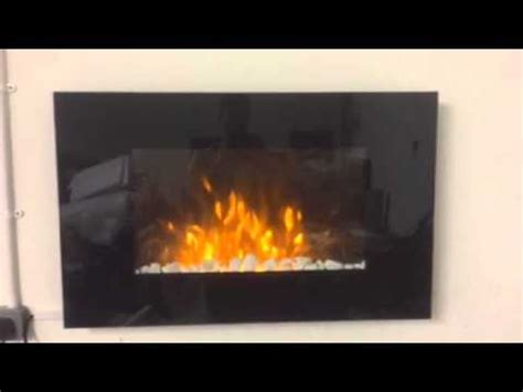 truflame led colour changing electric fire doovi
