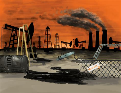 Loose State And Federal Regulations On Oil Companies