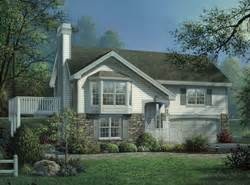 bi level house floor plans bi level home plans house plans and more