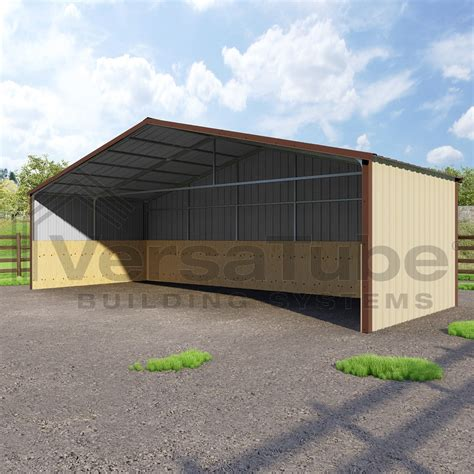 loafing shed kits loafing shed 30 x 12 x 8 barn or loafing shed