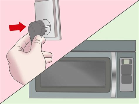 the range microwave installation how to install an over the range microwave 14 steps