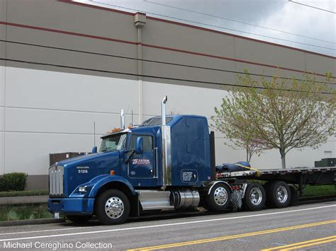 kenworth heavy system transport kenworth t800 heavy haul brand new