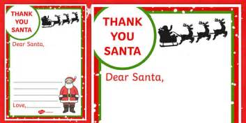 home interiors elkton md thank you santa letter template 28 images thank you