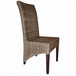 Chaise En Rotin : chaise en rotin conforama chaises pour salle a manger en verre poitiers u bebe soufflant ~ Preciouscoupons.com Idées de Décoration