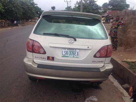 toyota lexus 2000 registered 2000 toyota lexus rx300 autos nigeria