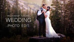 Wedding photo editing photoshop tutorial color for Photoshop wedding photos