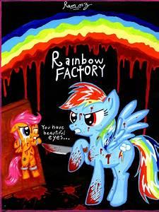 My Little Factory : rainbow factory by rammzblood on deviantart ~ Melissatoandfro.com Idées de Décoration