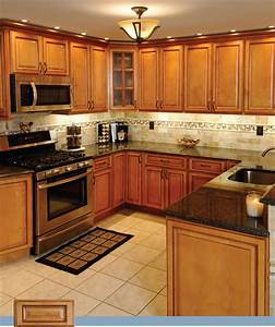 honey oak cabinets 2171