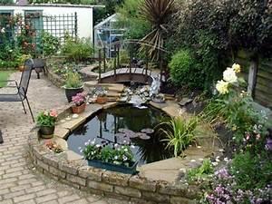 Bassin Exterieur Preforme : 27 id s pour le bassin de jardin pr form hors sol ~ Premium-room.com Idées de Décoration