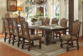 Formal Dining Room Sets Cheap by Thurmont Victorian Formal Dining Table Set