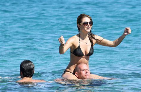 Maria Menounos Uncensored Beach
