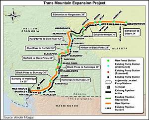 Kinder Cuts Canadian Unit IPO on Trans Mountain Political ...