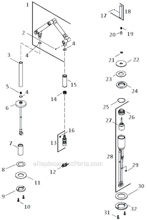 kohler k 6227 c11 parts list and diagram