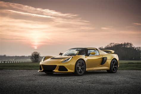 Highly Tuned Lotus Exige S V6 Is A Time Attack Monster ...