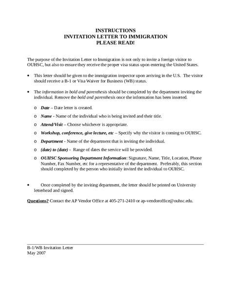 Sample Invitation Letter 2017 - Edit, Fill, Sign Online