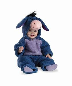 Winnie the Pooh Eeyore Disney Baby Costume - Boys Costume