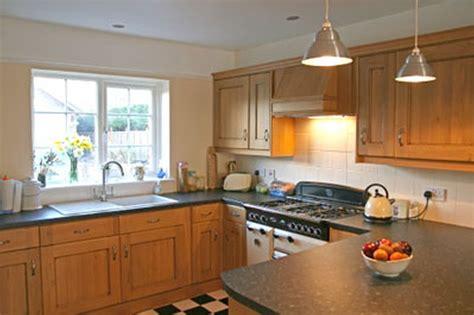 23+ Stunning U Kitchen Design