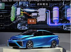 Toyota Shows Off FuelCell Automobile The New York Times