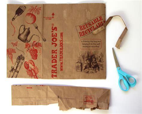 hometalk turn  trader joes grocery bag   pendent lamp