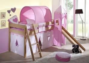 vorhang wohnzimmer massivholz hochbett spielbett mit vorhang buche massiv natur lackiert