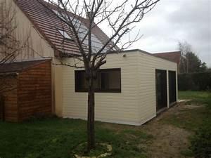 agrandissement en bois en charente a blanquefort 33 a 85 With extension maison en l 18 sas dentree
