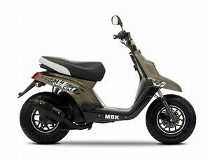 2009 Mbk Booster Naked Scooter Pictures