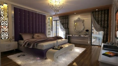 8 Ideen Fuer Runde Bett Im Schlafzimmerluxus Leder Runde Betten by Luxus Lila Schlafzimmer Einrichtungsideen F 252 R Eitle Damen