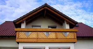 Holz Für Balkongeländer : balkongel nder aus holz balkongel nder zaunvertrieb mv ~ Lizthompson.info Haus und Dekorationen