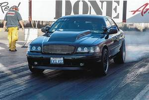 98 - 20011 Ford Crown Vic