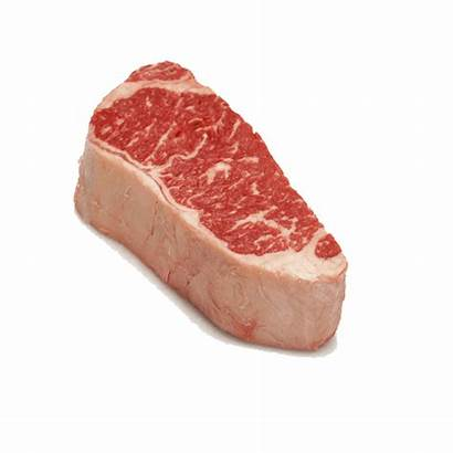 Strip Prime Usda Cut York Oz Beef