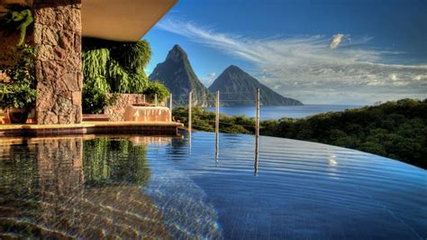 st lucia wallpaper gallery
