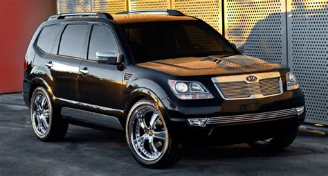 borrego limited concept vehicle  highlight kia lineup