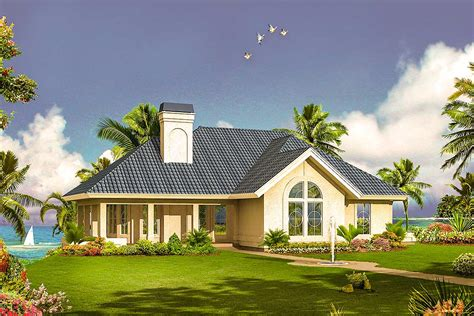 Florida Home With Wrap-around Porch